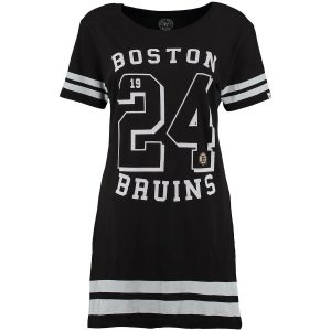 '47 Boston Bruins Women's Black Varsity Dress