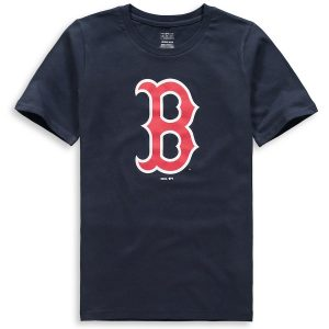 Boston Red Sox Youth Primary Logo T-Shirt – Navy