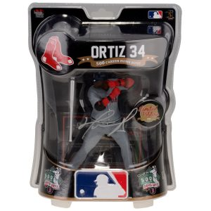 David Ortiz Boston Red Sox Fanatics Authentic Autographed Imports Dragon 6″ 500 Home Runs Commemorative Player Replica Figurine – Limited Edition of 500