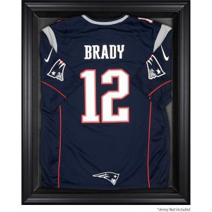 Fanatics Authentic New England Patriots Black Framed Jersey Display Case