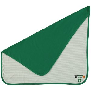 Infant Boston Celtics Kelly Green Lil Kicker Baby Blanket