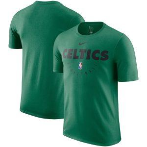 Men's Boston Celtics Nike Kelly Green Practice Legend Performance T-Shirt