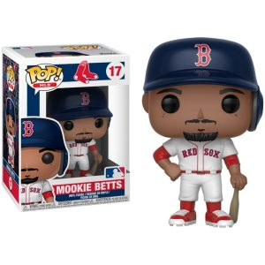 Mookie Betts Boston Red Sox Funko POP Figurine