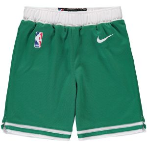 Toddler Boston Celtics Nike Kelly Green Icon Replica Shorts