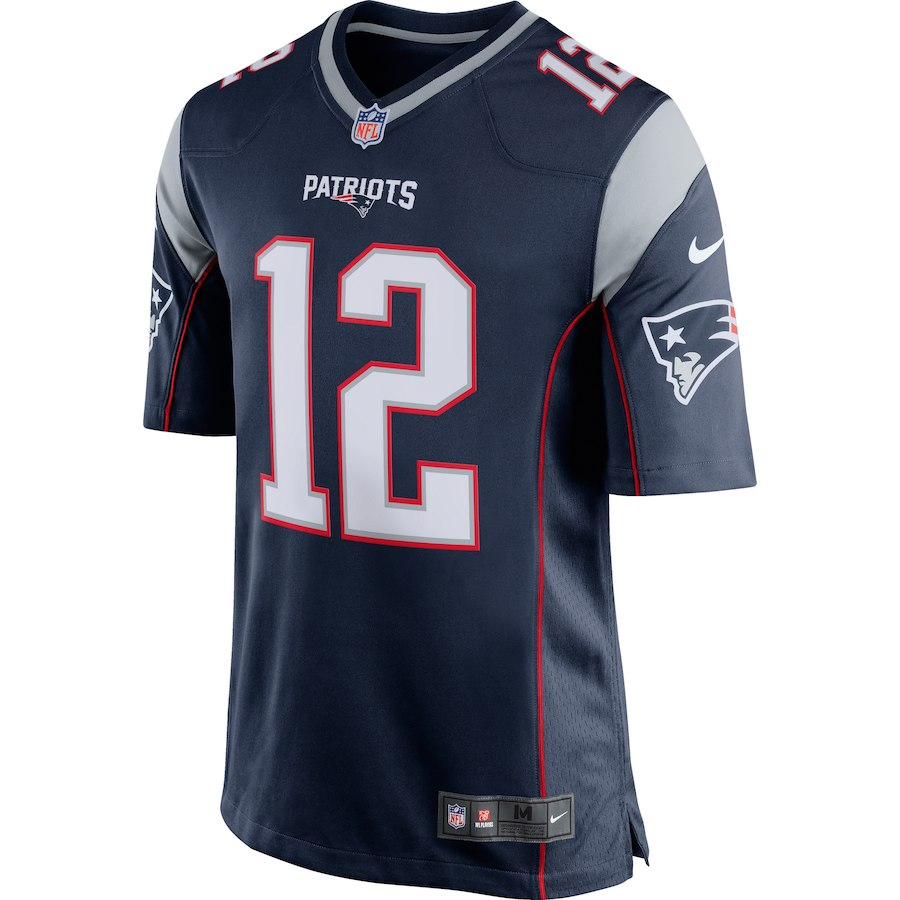 Tom Brady Nike Game Jersey – COMPLETE BOSTON SPORTS