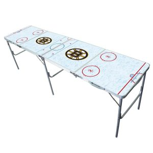 "Boston Bruins 2"" x 8"" Tailgate Table"