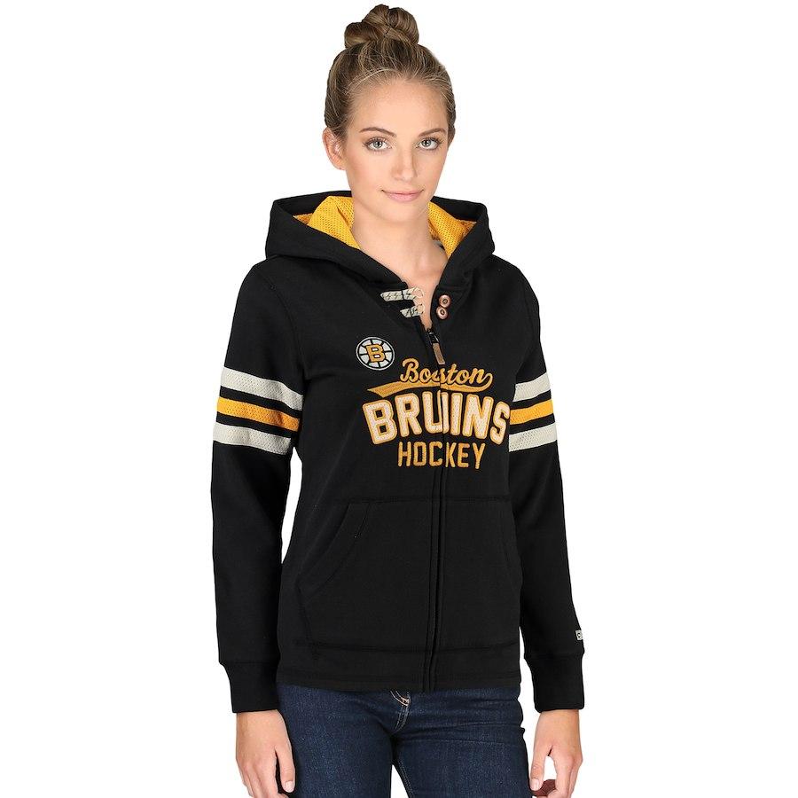 Boston Bruins CCM Jersey Pullover Hoodie