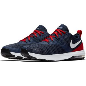 Nike New England Patriots Navy/Red Air Max Typha 2 Shoes